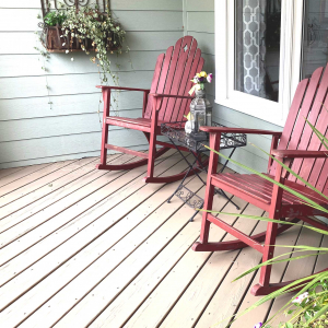 Cary Exterior house deck staining
